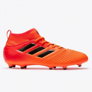 adidas Ace 17.3 Firm Ground Football Boots – Solar Orange/Core Black/S