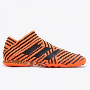 adidas Nemeziz Tango 17+ 360Agility Trainers – Solar Orange/Core Black
