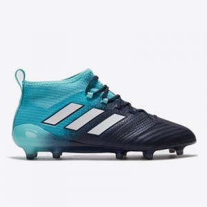 adidas Ace 17.1 Firm Ground Football Boots – Energy Aqua/White/Legend