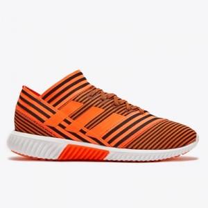 adidas Nemeziz Tango 17.1 Trainers – Solar Orange/Solar Orange/Core Bl