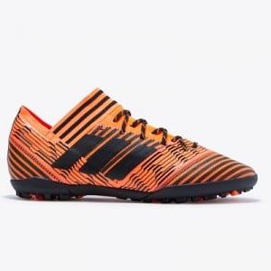 adidas Nemeziz Tango 17.3 Astroturf Trainers – Solar Orange/Core Black