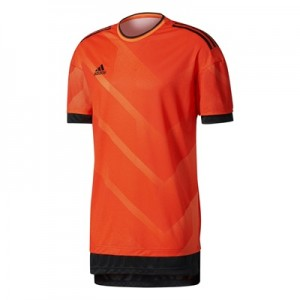 adidas Tango Training Top – Semi Solar Orange/Black