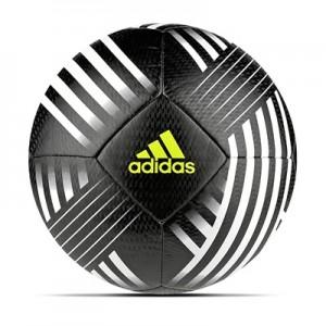 adidas Nemeziz Glider Football – White/Core Black/Solar Yellow – Size