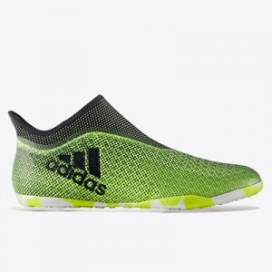 adidas X Tango 17+ Purespeed Indoor Trainers – Legend Ink/Legend Ink/S