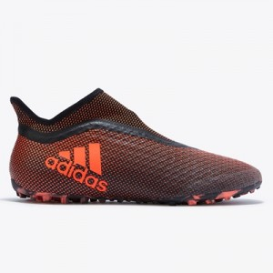 adidas X Tango 17+ Purespeed Astroturf Trainers – Core Black/Solar Red