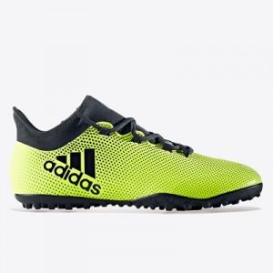 adidas X Tango 17.3 Astroturf Trainers – Solar Yellow/Legend Ink/Legen