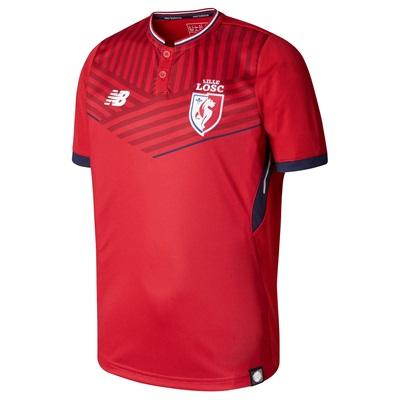 Lille Home Shirt 2017-18