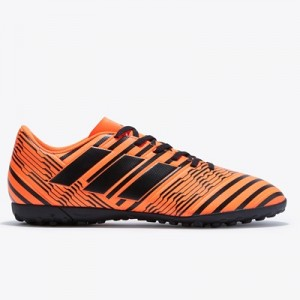 adidas Nemeziz 17.4 Astroturf Trainers – Solar Orange/Core Black/Solar