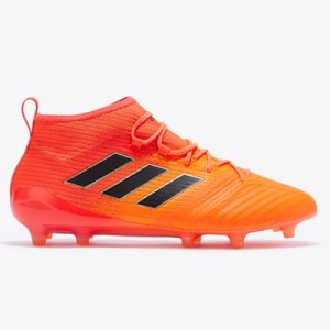 adidas Ace 17.1 Firm Ground Football Boots – Solar Orange/Core Black/S