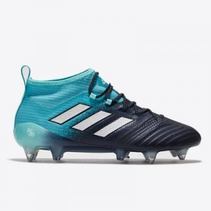 adidas Ace 17.1 Soft Ground Football Boots – Energy Aqua/White/Legend