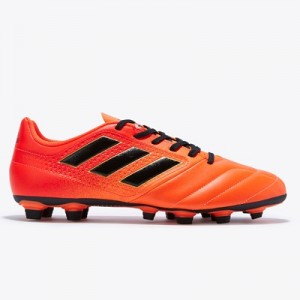 adidas Ace 17.4 Firm Ground Football Boots – Solar Orange/Core Black/S