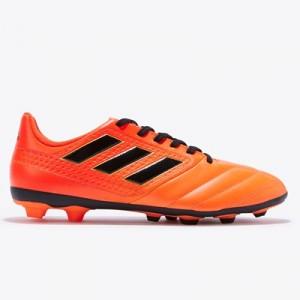 adidas Ace 17.4 Firm Ground Football Boots – Solar Orange/Core Black/S