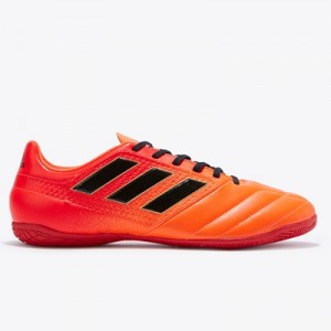 adidas Ace 17.4 Indoor Trainers – Solar Orange/Core Black/Solar Red