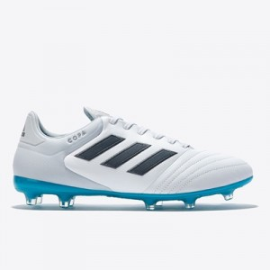 adidas Copa 17.2 Firm Ground Football Boots – White/Onix/Clear Grey