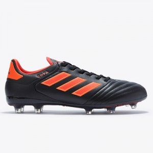 adidas Copa 17.2 Firm Ground Football Boots – Core Black/Solar Red/Sol