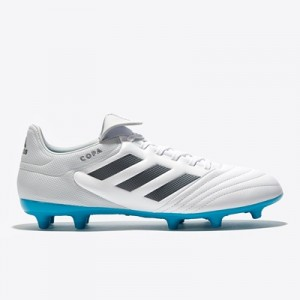 adidas Copa 17.3 Firm Ground Football Boots – White/Onix/Clear Grey