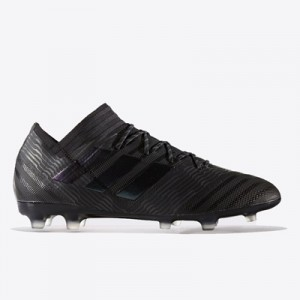 adidas Nemeziz 17.2 Firm Ground Football Boots – Core Black/Core Black