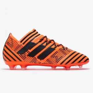 adidas Nemeziz 17.2 Firm Ground Football Boots – Solar Orange/Core Bla