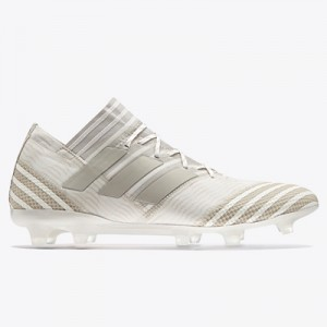 adidas Nemeziz 17.1 Firm Ground Football Boots – Clear Brown/Sesame/Ch
