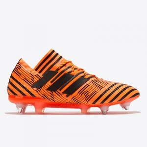 adidas Nemeziz 17.1 Soft Ground Football Boots – Solar Orange/Core Bla