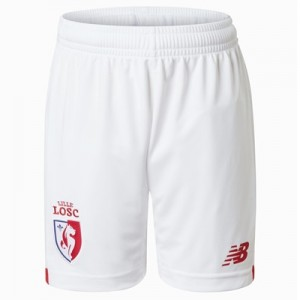 Lille Away Shorts 2017-18 – Kids