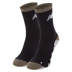New Balance Elite Tech Training Ankle Socks – Black