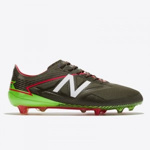 New Balance Furon 3.0 Pro Firm Ground Football Boots – Military Dark T