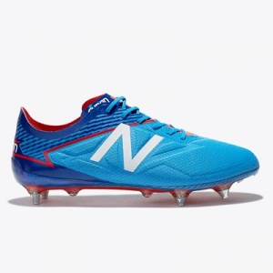 New Balance Furon 3.0 Pro Soft Ground Football Boots – Bolt/Team Royal
