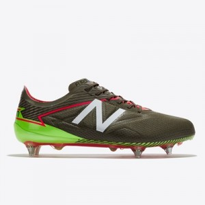New Balance Furon 3.0 Pro Soft Ground Football Boots – Military Dark T