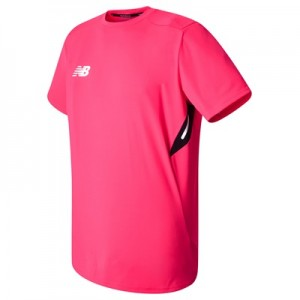 New Balance Elite Tech Training Top – Alpha Pink