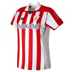 Athletic Bilbao Home Shirt 2017-18 – Womens