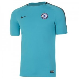 Chelsea Squad Training Top – Omega Blue