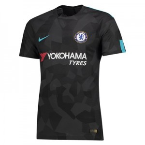 Chelsea Third Vapor Match Shirt 2017-18