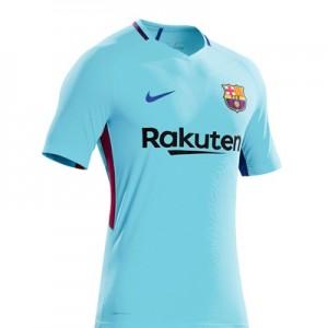 Barcelona Away Vapor Match Shirt 2017-18