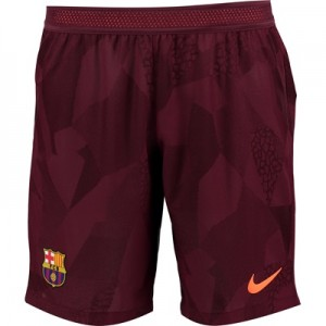 Barcelona Third Vapor Match Shorts 2017-18
