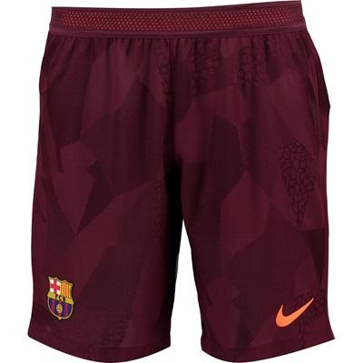 Barcelona Third Vapor Match Shorts 2017-18
