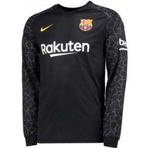Barcelona Goalkeeper Shirt 2017-18
