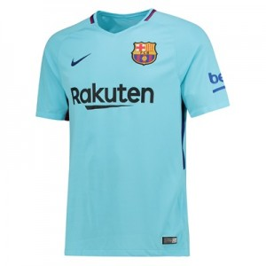 Barcelona Away Stadium Shirt 2017-18