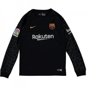 Barcelona Goalkeeper Shirt 2017-18 – Kids