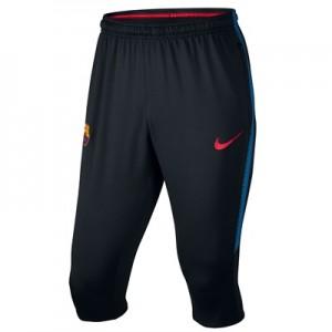 Barcelona Squad 3/4 Pant – Black