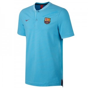 Barcelona Authentic Grand Slam Polo – Blue