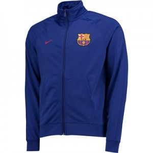 Barcelona Core Track Jacket – Royal Blue