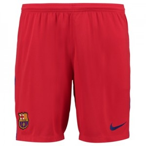 Barcelona Goalkeeper Shorts 2017-18