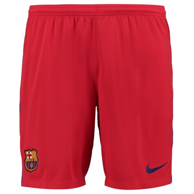 Barcelona Goalkeeper Shorts 2017-18