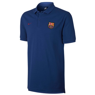 Barcelona Core Polo – Royal Blue