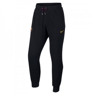 Barcelona Authentic Cuffed Pant – Black