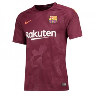 Barcelona Third Stadium Shirt 2017-18