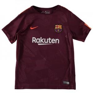 Barcelona Third Stadium Shirt 2017-18 - Kids