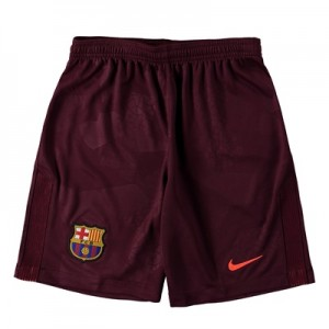 Barcelona Third Stadium Shorts 2017-18 – Kids