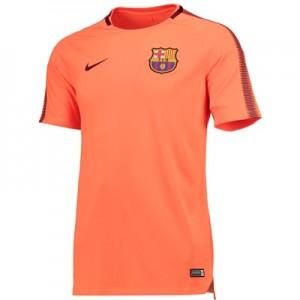 Barcelona Squad Training Top – Orange